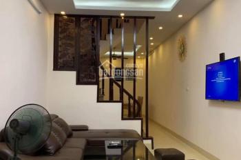 Cần bán gấp nhà 4 tầng, ngõ 18 Định Công Thượng, đầy đủ nội thất, sổ đỏ chính chủ