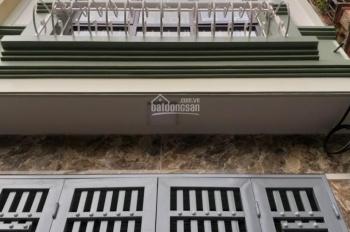 Nhỉnh 1 tỷ có ngay nhà đẹp TT quận Hoàng Mai 4 tầng, 30m2, 1 bước ra mặt phố giá siêu rẻ