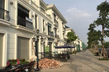 Bán shophouse dãy Mộc Lan 6, hoàn thiện đẹp KĐT Vinhomes Green Bay. LH 0977164491