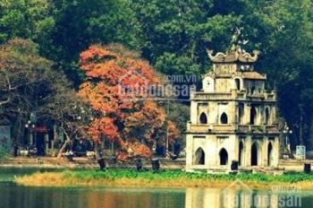 Phố Cổ Hàng Thùng - 9 Tầng Thang Máy - Vị Trí Đỉnh - Mặt Tiền To - 90m2 Giá 50 Tỷ