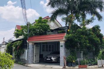 Nhà mái Thái Lái Thiêu đường nhựa, góc 2 mặt tiền 225m2/3,7 tỷ