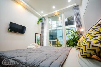 HXH 6m thông nhà đẹp 4 tầng 70m2 MT 4.4m nội thất đầy đủ 12.3 tỷ Trần Quang Diệu Q3 LH 0909513345