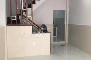 Cho thuê nhà nguyên căn hẻm 4m đường Nguyễn Thái Sơn, Phường 5, quận Gò Vấp