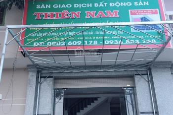 Chính chủ cần bán căn nhà mặt tiền Xuân Diệu, giá 2,850 tỷ P. Long Tâm TP Bà Rịa LH: 0937956061