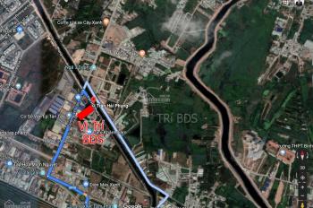 Trí BĐS Nhà Xưởng, thiết kế kết hợp nhà ở 2 lầu cực đẹp (500m2) đường Trần Hải Phụng, Tân Tạo
