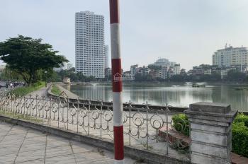 Cho thuê mặt bằng kinh doanh mặt đường Nguyễn Chí Thanh đối diện Hồ Ngọc Khánh 180m2, mặt tiền 10m