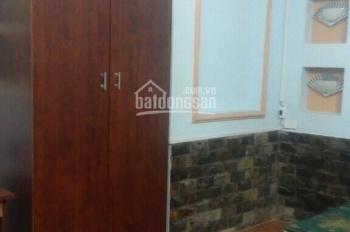 Phòng cho thuê như căn hộ mini có giường, máy lạnh, kệ bếp, 7a/9 đường Thành Thái, P. 14, Q. 10