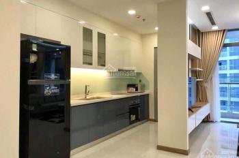 Cho thuê CH Masteri Thảo Điền, Quận 2, 2PN, lầu cao view thoáng mát, nội thất đầy đủ, giá 16tr/th