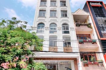 Tòa nhà căn hộ đẳng cấp 4* đường Hoàng Văn Thụ, DT: 8x31m, XD: Hầm, trệt, lửng, 8 lầu, sân thượng