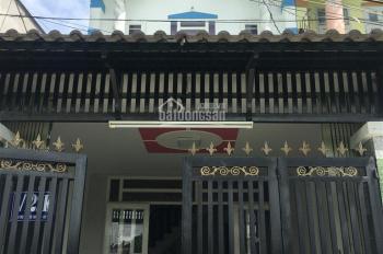 Nhà 1 trệt, 1 lầu 4x15m, gần trường Lý Thường Kiệt, Ấp Nam Thới, xã Thới Tam Thôn
