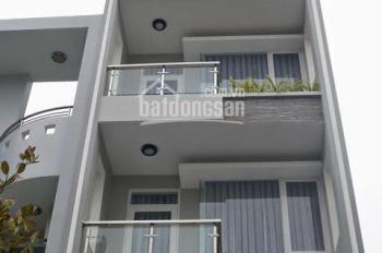 Nhà nguyên căn cho thuê giá 21 triệu/tháng, dt 42m2, 3 tầng. Hẻm 27/10 Trần Khắc Chân, Quận 1.