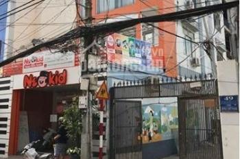 Cho thuê nhà 2 MT 47 Huỳnh Tịnh Của, P. 8, Q. 3, gần trường học, chợ Tân Định,