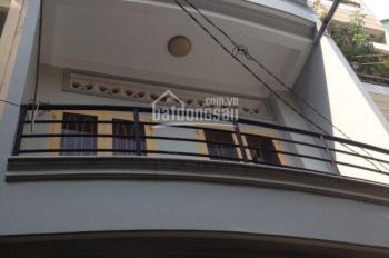 Nhà HXH đường 702 Hồng Bàng, (4,1x11m), 3.5 tấm kiên cố, vị trí đẹp