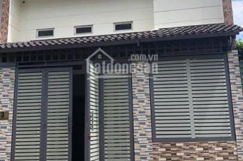 Nhà cấp 4, 4x14m, ngay ngã 4 Trung Chánh, Hóc Môn chỉ 980 triệu. LH: 0823.753.423