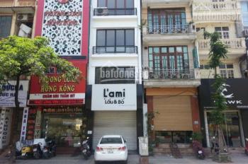 Cho thuê nhà mặt phố Nguyễn Khánh Toàn, vị trí đẹp giá rẻ. LH 0372144411