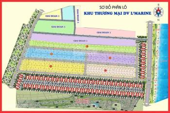 Bán đất nền Xã tiến Thành , tỉnh Phan Thiết , diện tích trên 100m2 giá chỉ 580tr/nền