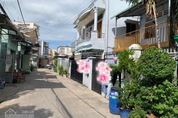 Bán nhà trệt + gác đường 120, P. Tân Phú Q. 9, 130m2 giá 3.6 tỷ gần BV Ung Bướu