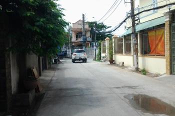Cần bán lô đất hẻm đường Số 5, phường Bình Trưng Đông, quận 2