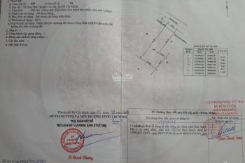 Thổ cư hết đất 298m2, Bến Than, Hòa Phú, Củ Chi 2.45 tỷ, LH 0903177838