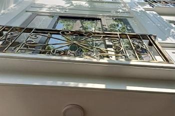 Bán nhà DT 35m2 * 5T mới tại phố Đông Thiên, Vĩnh Hưng, ô tô gần nhà, giá 2,15 tỷ. LH: 0973883322