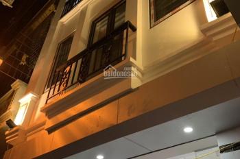 Bán gấp nhà DT 35m2 * 5 tầng xây mới phố Yên Duyên, Yên Sở, cạnh khu Gamuda, 2,15 tỷ, 0908926882