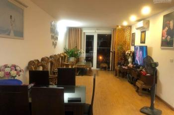 Bán gấp căn hộ Victoria Văn Phú, Hà Đông, dt 118m2, 3PN, full nội thất xịn, giá 1 tỷ 9 (16.1tr/m2)