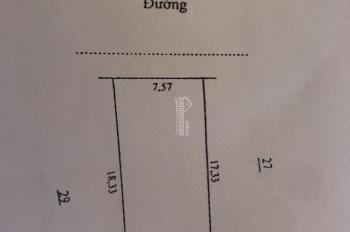 Chính chủ cần bán gấp mảnh đất khu dân cư Nam Đình Điền, Hiến Nam, TP. Hưng Yên