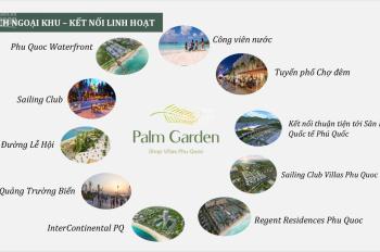 Palm Garden shop villas chỉ còn 42 căn cuối cùng, tự do kinh doanh, vị trí đắc địa, sinh lời cao
