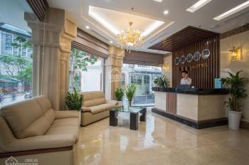 Cho thuê khách sạn cao cấp với 30 phòng đủ tiện nghi khu Cầu Giấy.