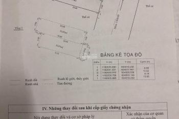 Định cư bán gấp nhà 1 trệt, 2 lầu, 1368/51/3/14 Lê Văn Lương, Phước Kiển, Nhà Bè. Giá 2 tỷ 4