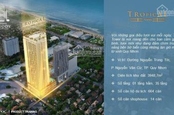 C/C Nguyễn Trung Tín - Võ Thị Yến, cách biển 100m, trả góp 0%, CK: 2-18%, Giá CĐT LH 0933 178 378