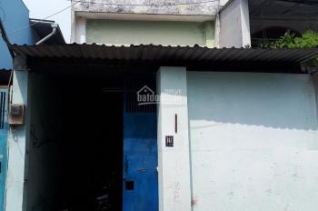 Cho thuê nhà 161// Đất mới. DT 4.5x17m. 1 trệt 1 lầu. 2 phòng ngủ