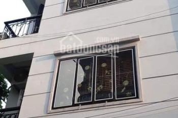 Nhà đẹp mặt phố Nguyễn Chính thang máy, kinh doanh, 75m2