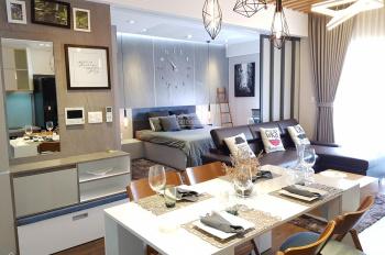 Cho thuê căn hộ 1 phòng ngủ, diện tích 55m2, dự án New City Thủ Thiêm, quận 2 giá 13,5tr/tháng