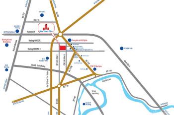 Mở bán đất nền sổ đỏ, dự án New Times City ngay KCN Nam Tân Uyên, tặng ngay 20 chỉ vàng