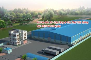 Xưởng cho thuê Bình Chánh dt 500m2 - 1000m2 - 2000m2 - 5000m2 - 25.000m2. LH: 0935 464 228 A Thuận