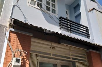 Bán nhà hẻm Gò Dầu, P. Tân Quý, 4x10m, 2 tấm + sân thượng, chỉ có 4 tỷ
