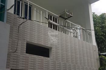 Bán nhà HXH 44 Bùi Văn Ba 4x12m SHR 51m2, 1 lầu 2PN 2WC 4.3 tỷ TL 0908591978