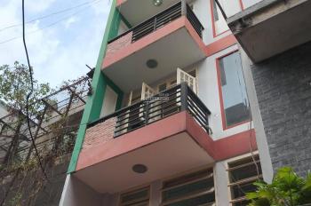 Chuyển công tác ra Bắc bán gấp nhà đường Hoàng Văn Thụ, Tân Bình, 4x20m, 2 lầu ST, giá 10.8 tỷ