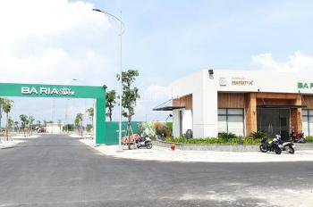 """Bán đất nền """"Bà Rịa City Gate"""", mặt tiền Quốc Lộ 51, TP. Bà Rịa, giá 1 tỷ 600tr, LH: 0915687557"""