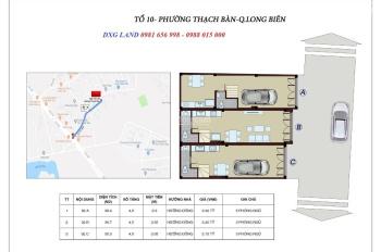 Bán nhà DT 35m2 đã thi công hoàn thiện tại Ngọc Trì - Thạch Bàn - Long Biên, chỉ kê đồ về ở