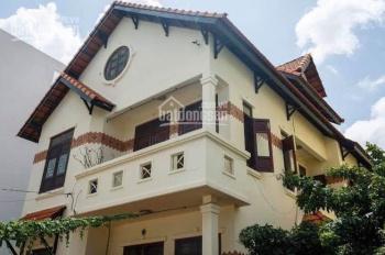 Biệt thự HXH 5m Nguyễn Thị Thập, 16m*30m, 1 trệt 2 lầu, sân vườn rộng. LH: 0902.312.586