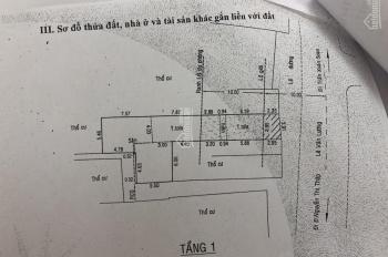 Cần bán MT Lê Văn Lương, vị trí kinh doanh ngay Lotte 17 tỷ