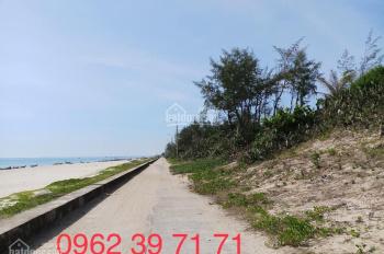 Bán đất mặt tiền biển Tam Thanh