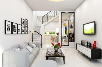 Bán gấp căn nhà mặt tiền quận 5 DT: 6.4x16m 3 lầu ST, vỉa hè 8m (Hùng Vương - Nguyễn Tri Phương)