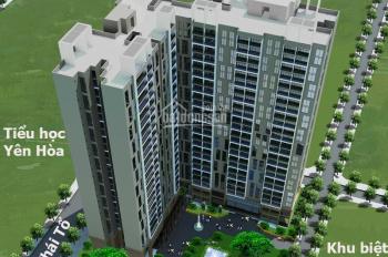 Bán suất ngoại giao chung cư E2 Yên Hòa - Cầu Giấy (Chelsea Residence) 3 phòng ngủ. LH 0336 991.888
