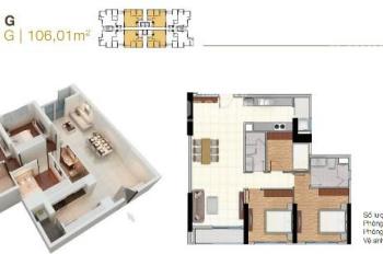 Cần bán gấp căn hộ ngay ĐH Tôn Đức Thắng (chỉ 5 phút) 3PN 2.750 tỷ NTCB BLock B4 LH:0937.15.87.86