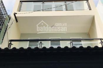 Bán nhà HXH Đô Đốc Long, P Tân Quý, 4,1x13m nở hậu, 1 trệt, 1 lửng, 1 lầu, nhà mới, rất đẹp, 5 tỷ