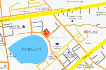 Mở bán B7 Giảng Võ - condotel 6* duy nhất tại Hà Nội 21/06/2019. LH 0987909246