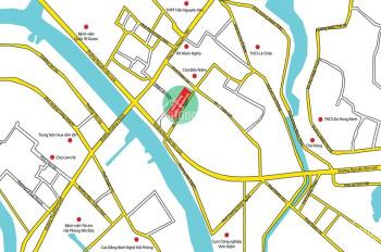 Bán nhà phố thương mại dự án Bạch Đằng Luxury Risedence Lê Chân, Hải Phòng